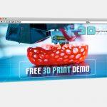 Банер за онлайн кампания /3dbgprint