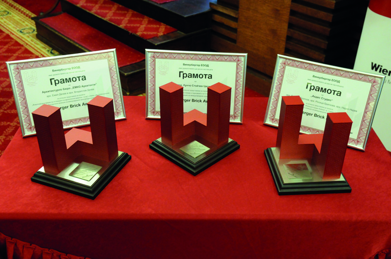 Brick Award 2016/ Wienerberger