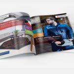 Рекламна визия за списание/ Lindstrom